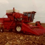 Cosecha maíz 1987