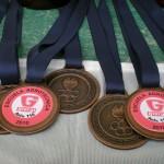 110º aniversario-medallas maratón