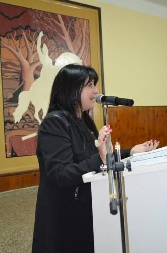 ASUNCIÓN DE NUESTRA NUEVA DIRECTORA Lic. Prof. Esp. Graciela E. Mandolini