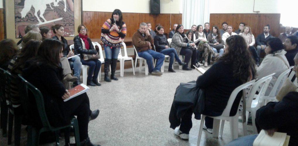 REUNIÓN DE ENTREGA DE LIBRETAS DE CALIFICACIONES
