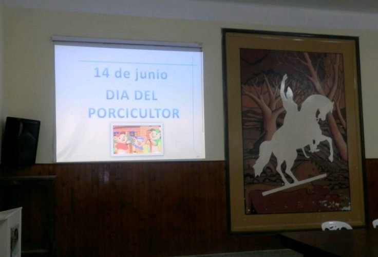 DIA DE LA PORCICULTURA. Proyecto del Centro de Inseminación Porcino