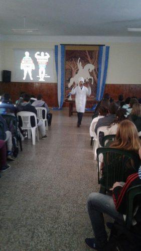 MARTES 6 DE SEPTIEMBRE - CELEBRACIÓN DEL DIA DE LA INDUSTRIA / ACTIVIDADES DE EMBELLECIMIENTO DEL PREDIO