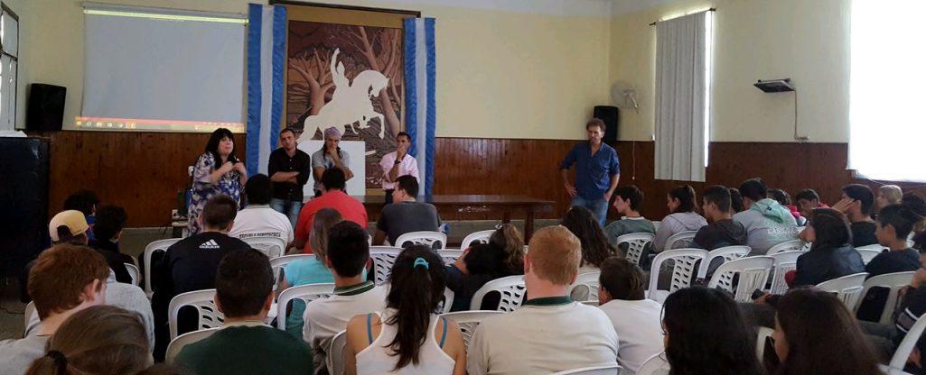 PRESENTACIÓN DEL PROYECTO DE RECUPERACIÓN Y REHABILITACIÓN  DE ÁREAS VERDES - PREDIO UNR  CASILDA