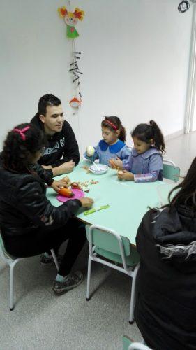 """CONTINUA EL DESARROLLO DEL PROYECTO SOLIDARIO DE INTERVENCIÓN SOCIO-COMUNITARIA: """"LA ALIMENTACIÓN INFANTIL NOS IMPORTA"""""""