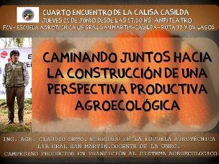 CaLiSA – CUARTO ENCUENTRO JUEVES 21 DE JUNIO