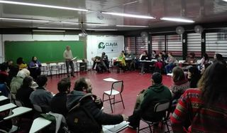 PRIMER  ENCUENTRO NACIONAL DE LAS CALISAS.  UNIVERSIDAD NACIONAL DE CÓRDOBA