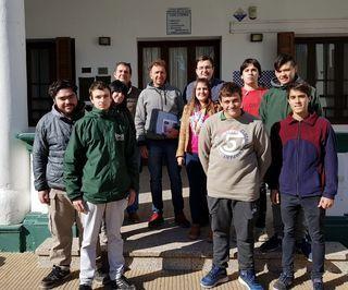 PASANTÍAS DE ESTUDIANTES EN LA MUNICIPALIDAD DE CASILDA