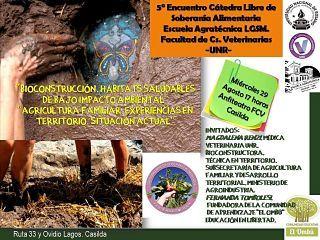 CaLiSA – QUINTO ENCUENTRO MIÉRCOLES 29 DE AGOSTO