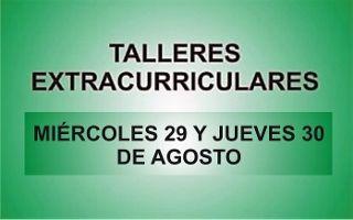 A LA COMUNIDAD EDUCATIVA DE LA ESCUELA AGROTÉCNICA DE CASILDA: