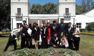 PARTICIPACIÓN DE ESTUDIANTES EN MODELO DE NACIONES UNIDAS