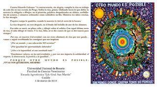 8M - DÍA INTERNACIONAL DE LA MUJER -