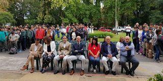 ACTO DE INAUGURACIÓN DEL CICLO LECTIVO 2019