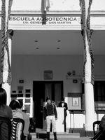ACTO INSTITUCIONAL.  HOMENAJE AL GENERAL JOSÉ DE SAN MARTÍN