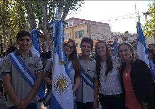 ACTO EN CONMEMORACIÓN DE LOS 112 AÑOS DE LA DECLARATORIA  DE CASILDA COMO CIUDAD