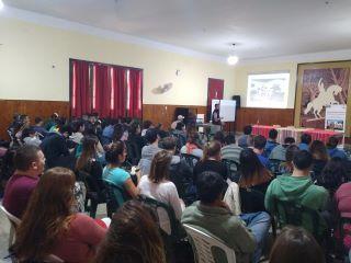 JORNADA DE TRANSFERENCIA EMBRIONARIA  EN LA INSTITUCIÓN