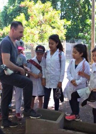 CIERRE DE ACTIVIDADES PROYECTO DE EXTENSIÓN: LA GRANJA ESCOLAR IV