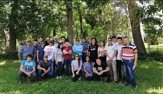 INTERCAMBIO DE ESTUDIANTES Y DOCENTES DEL LICEO AGRÍCOLA  EL HUERTÓN DE LOS ÁNGELES - REPÚBLICA DE CHILE