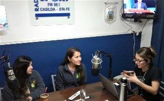 DOCENTES DE CHILE PARTICIPARON DE UNA ENTREVISTA RADIAL