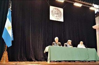 ASUNCIÓN DE JUAN FARINA EN EL POLITÉCNICO