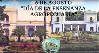 AGOSTO: MES DE LA ENSEÑANZA AGROPECUARIA