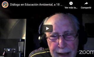 """EL JUEVES 24 DE SEPTIEMBRE SE DESARROLLÓ EL TERCER CONVERSATORIO DE """"DIÁLOGOS EN EDUCACIÓN AMBIENTAL, A 18 AÑOS DEL MANIFIESTO POR LA VIDA"""", ORGANIZADO POR LA CaLiSA."""